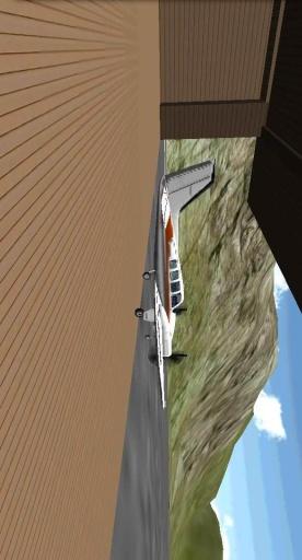 飞机三维飞行模拟截图4
