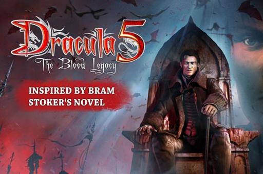 吸血鬼德古拉5:沾血的遗产截图0