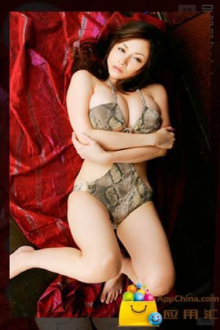 亚洲美女拼图 第63期