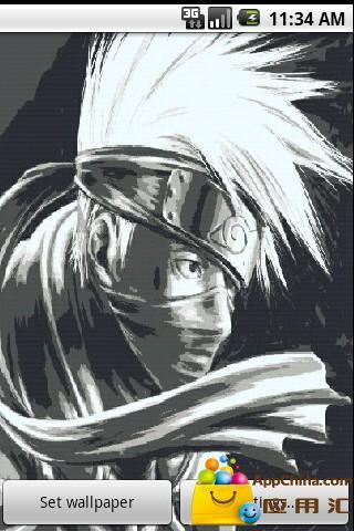 火影忍者动态壁纸截图3