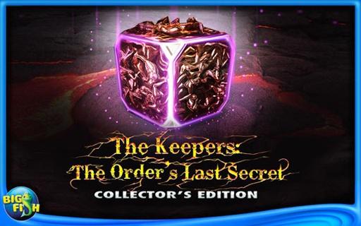 守护者2:秩序的最后秘密 完整版截图0