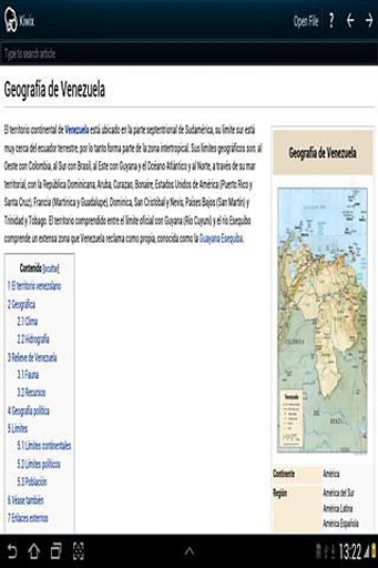 离线维基百科截图2