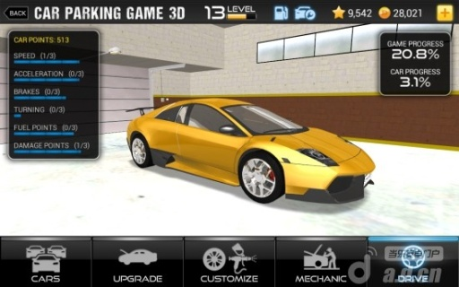 3D停车游戏截图0