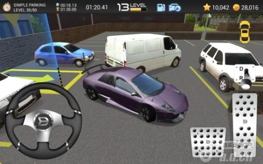 3D停车游戏截图1