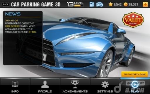 3D停车游戏截图2