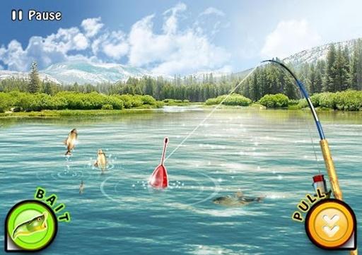 玩體育競技App 钓鱼:河中巨怪免費 APP試玩