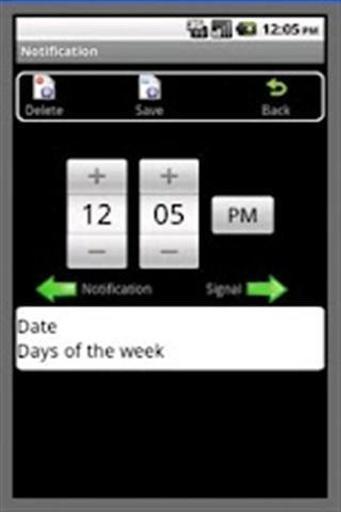 日历和记事簿