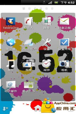 时钟动态壁纸 個人化 App-愛順發玩APP