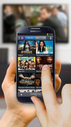 Samsung WatchON™截图4