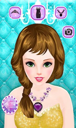 美发沙龙公主游戏截图10