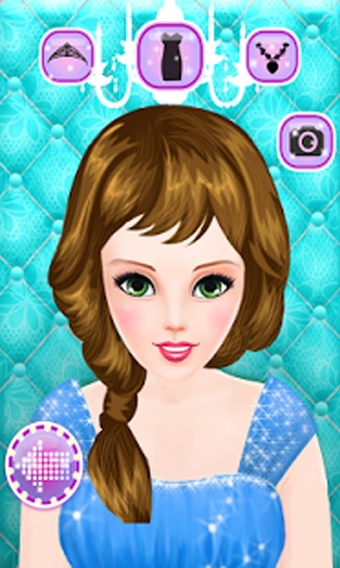美发沙龙公主游戏截图2