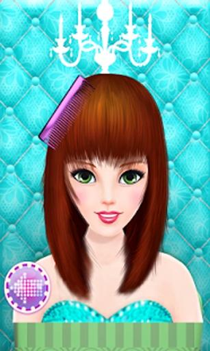 美发沙龙公主游戏截图6