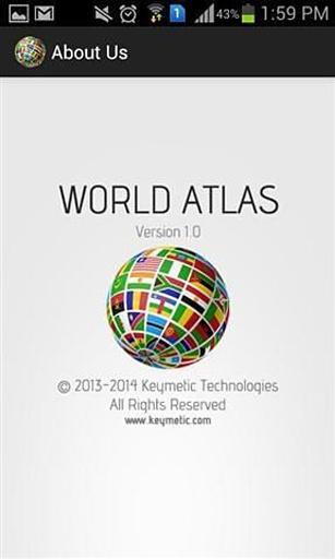 世界地图集截图3