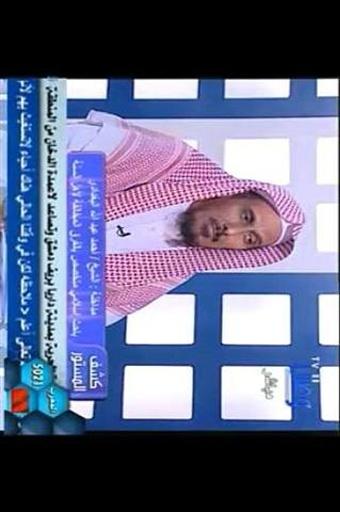 沙特阿拉伯电视