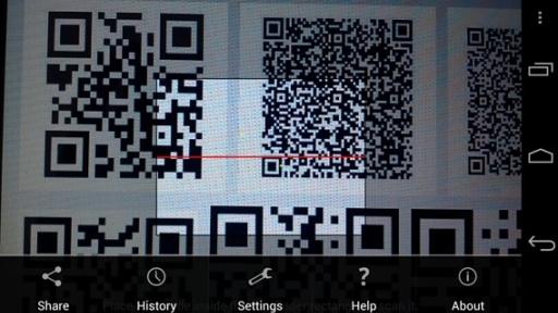 条码 二维码扫描器截图3