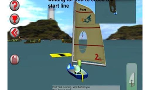 3D航海模拟器