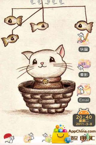 GO主题—小萌猫