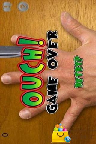 手指VS刀截图1