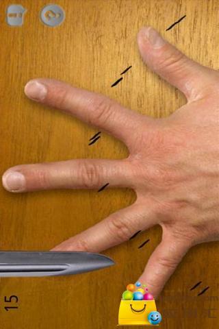 手指VS刀截图3
