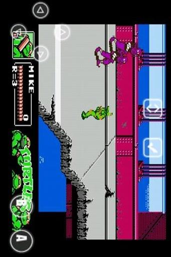 街机忍者神龟