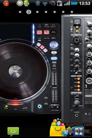 DJ动态壁纸截图1
