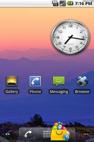 2.3姜饼桌面 Android 2.3 Launcher截图3