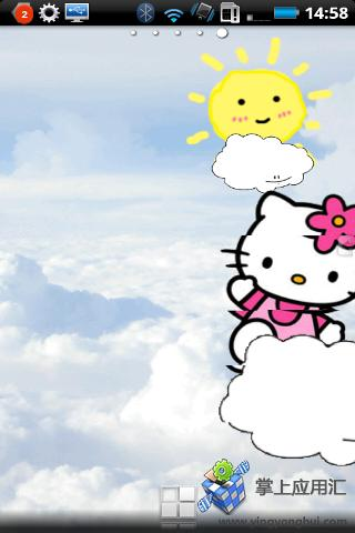 凯蒂猫动态壁纸