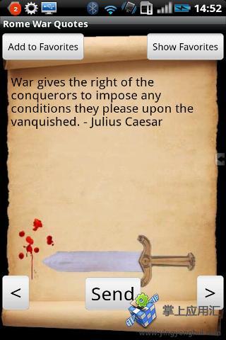 玩免費生產應用APP|下載罗马战争箴言 app不用錢|硬是要APP