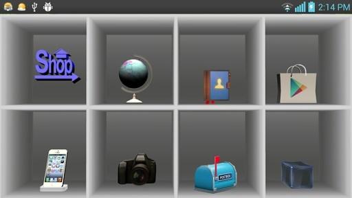 3D 主屏截图4