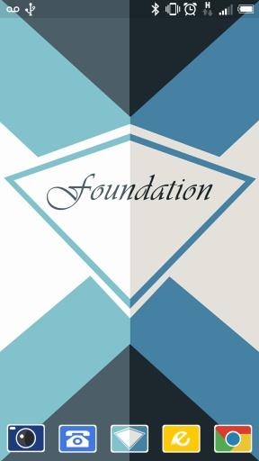 Foundation图标主题