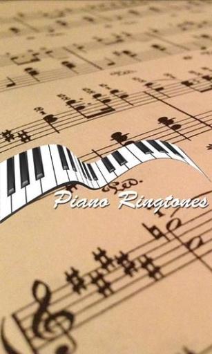 挑选您最喜爱的钢琴曲图片