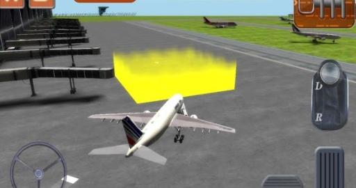 飞机停车3D扩展