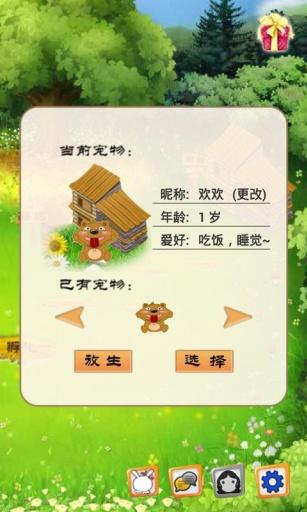 可爱棕熊桌面萌宠 工具 App-愛順發玩APP