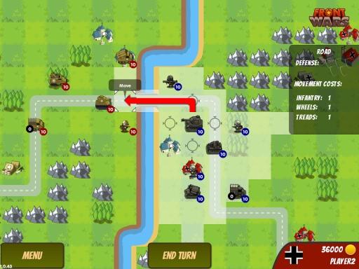 前线战役截图2