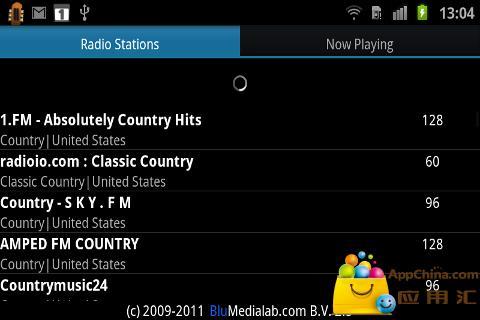 免費媒體與影片App Country Music RADIO(乡村音乐收音机) 阿達玩APP