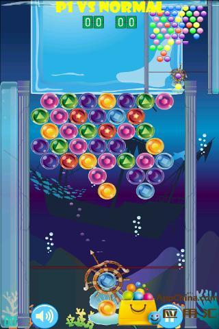 海洋泡泡龙(对战)截图3