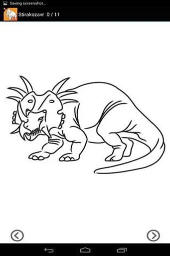""""""" 本系列""""画恐龙灭绝动物""""包含很多简单的一步一步的绘画课神奇的动物"""