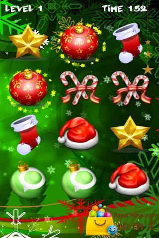 圣诞记忆匹配