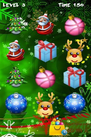 【免費益智App】圣诞记忆匹配-APP點子