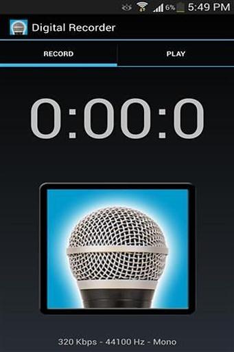 数字录像机MP3