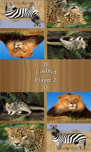 双人游戏-动物
