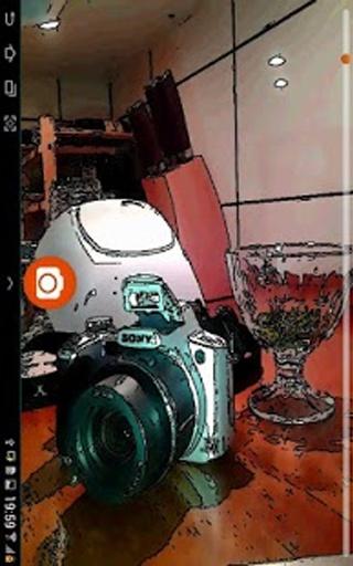 高清动画摄像机