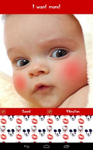 亲吻可爱的宝宝v1.2_站外应用