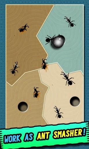 铁球大战蚂蚁截图3
