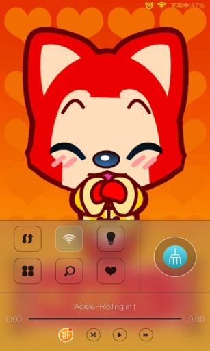 阿狸summer主题锁屏 工具 App-癮科技App