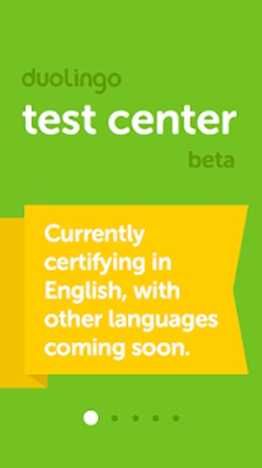 Duolingo Test Center截图3