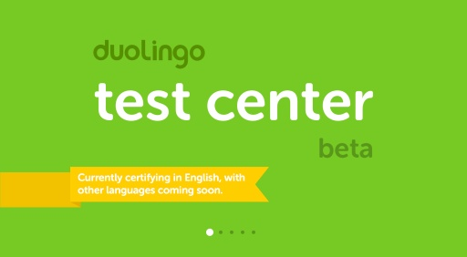 Duolingo Test Center截图7