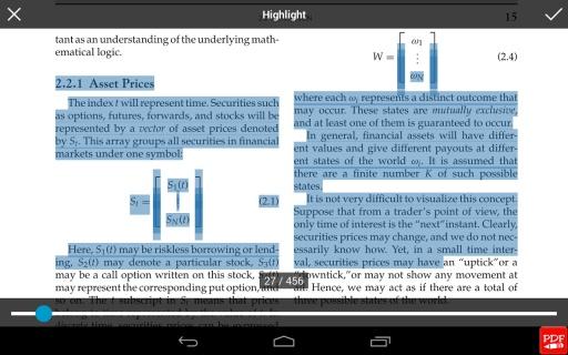 PDF阅读器 PDF注解截图2