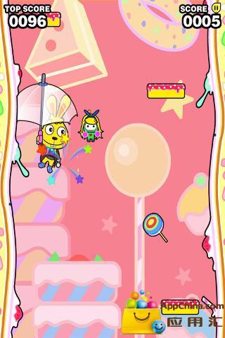 儿童益智游戏-卡布休糖果梦境截图2