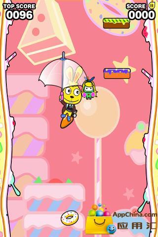 儿童益智游戏-卡布休糖果梦境截图3